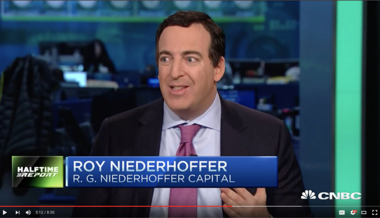 Roy Niederhoffer Video